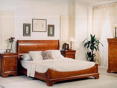 Madera noruega carpinteros artesanos muebles de madera for Dormitorios de madera modernos